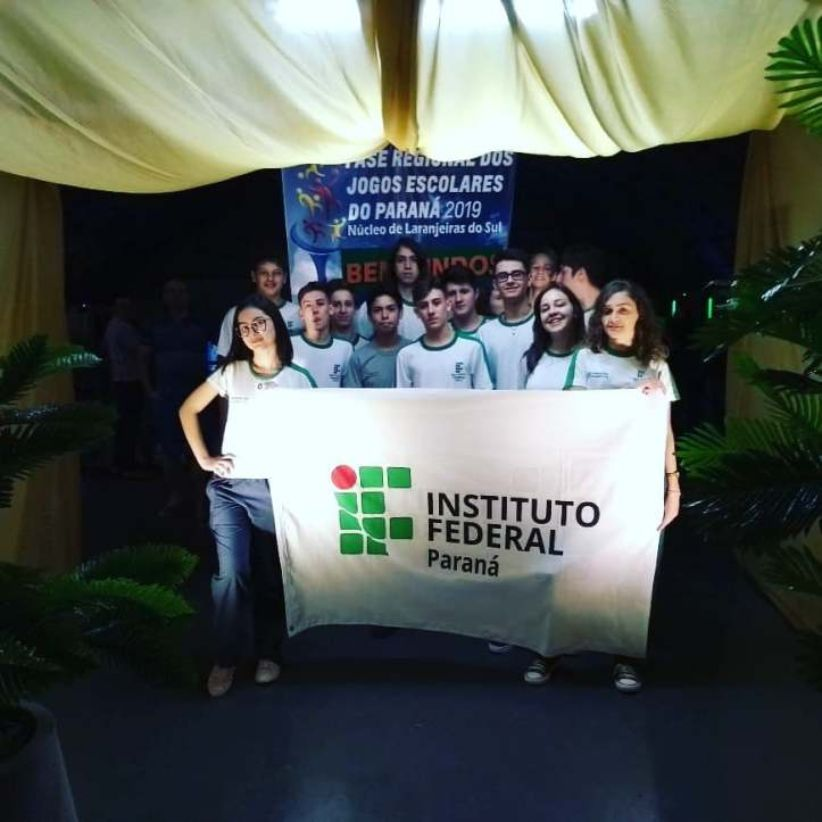 Alunos do campus Quedas chegam à fase final do 66° JEP'S